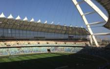 Venues to cater for the games include Moses Mabhida Stadium, Durban International Convention Centre. Picture: Alicia Pillay/EWNSport.