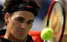 FILE: Roger Federer brought world number one Novak Djokovic's juggernaut to a halt. Picture: AFP.
