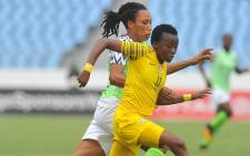 FILE: South Africa vs Nigeria in the Women's Afcon. Picture: Banyana Banyana/Twitter.