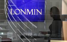 Lonmin mine offices