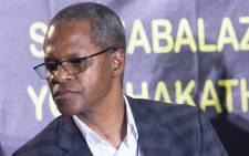 FILE: IFP leader Velenkosini Hlabisa. Picture: Xanderleigh Dookey/EWN