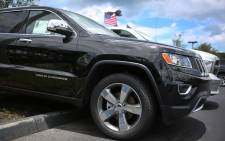 The recalled vehicles include the 2014 Jeep Grand Cherokee. Picture: AFP