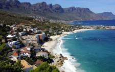 FILE: Clifton Beach in Cape Town. Picture: AFP