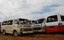 Kobus Louwrens testified that taxi owners were being charged towing fees without their vehicles being towed, which is against the law. Picture:Taurai Maduna/Eyewitness News