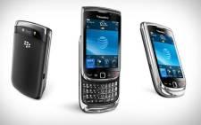 A Blackberry Torch phone. Picture: blabla.co.za