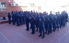 Three hundred new constables have been added to officers patrolling in the Western Cape this December. Picture: SAPS.