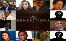 Potential new cast members for popular soap Generations. Picture: EWN.