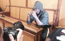 FILE: Andrew Chimboza in the Western Cape High Court on 3 February 2015. Picture: Siyabonga Sesant/EWN.