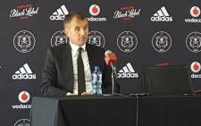 FILE: Former Orlando Pirates coach Milutin 'Micho' Sredojevic. Picture: EWN