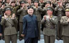 South Korean military says it will strike back at North Korea if it carries out a threatened attacked. Picture: AFP