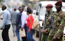 Kenya on Tuesday ordered all refugees and asylum seekers to report to two camps. Picture: AFP.
