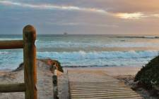 Cape Town beach West Coast