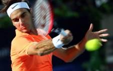 Roger Federer. Picture: AFP