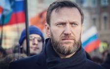 Russian opposition leader Alexei Navalny. Picture: Facebook.com.