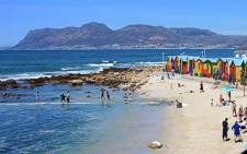 Muizenberg Beach. Picture: Cape Town Tourism.