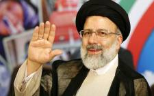 File picture: Iranian cleric and head of the Imam Reza charitable foundation, Ebrahim Raisi. Picture: AFP