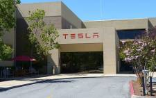 Tesla Motors headquarters in Palo Alto, California. Picture: Wikimedia Commons/ Tumbenhaur.