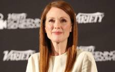 Actress Julianne Moore speaks onstage during a Q&A following the screening of 'Still Alice' during the 2014 Variety Screening Series at ArcLight Hollywood on 8 December, 2014 in Hollywood, California. Picture: AFP