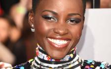 Actress Lupita Nyong'o attends the 2014 MTV Movie Awards at Nokia Theatre LA Live on 13 April 2014 in Los Angeles, California. Picture: AFP.