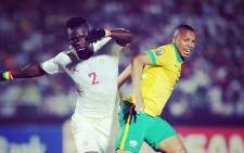 Bafana Bafana's clash with Senegal on 23 January 2015 in their second Africa Cup of Nations (Afcon) campaign. Picture: Twitter @BafanaBafana.