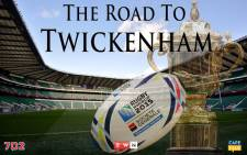 The Road to Twickenham.  Picture: EWN