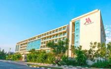 FILE: A Marriott International hotel. Picture: Facebook