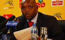 Bafana Bafana coach Pitso Mosimane. Picture: Taurai Maduna/Eyewitness News