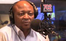 FILE: Kenny Kunene. Picture: Radio 702.