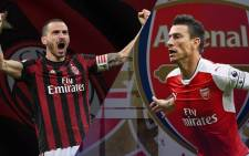 AC Milan host Arsenal in pick of Europa League matches. Picture: Dailypost.ng