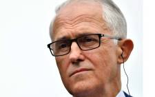 FILE: Former Australian Prime Minister Malcolm Turnbull. Picture: AFP