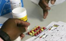 Section 27 has warned the stock shortage of ARV medication in government facilities constitutes a national crisis. Picture: AFP.