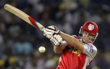 Proteas star David Miller in action for the Kings XI Punjab. Picture: Facebook.com