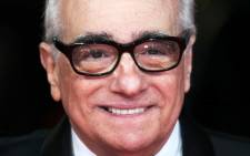 A file picture taken on 16 February, 2014 shows US director Martin Scorsese arriving on the red carpet for the BAFTA British Academy Film Awards at the Royal Opera House in London. Picture: AFP.
