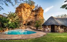 Tshugulu Lodge at the Mapungubwe National Park in Limpopo. Picture: Twitter/@SanParks.