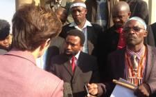 AbaThembu King Buyelekhaya Dalindyebo. Picture:Sebabatso Mosamo/EWN