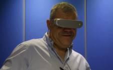 Virtual reality.  Picture: EWN