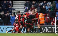Bournemouth beat Liverpool for the first time in a sensational Premier League game. Picture: Twitter.
