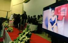 FILE: Family and friends of the late Karabo Mokoena at the Diepkloof Hall where her memorial was held. Picture: Hitekani Magwedze/EWN.