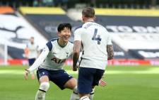 South Korea forward Son Heung-min who plays for Tottenham Hotspurs. Picture: Twitter @SpursOfficial.