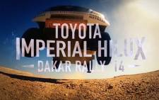 South Africa's Toyota Imperial team of Leeroy Poulter and Rob Howies finished third in stage three.