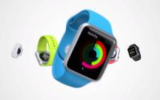 FILE: Apple announced its newest gadget, the Apple Watch. Picture: CNN.