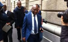 The Democratic Alliance wants Hlaudi Motsoeneng removed pending a full investigation. Picture: Siyabonga Sesant/EWN.