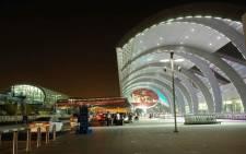 The Dubai International Airport. Picture: Dubai International/Facebook.