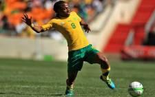 FILE: Bafana Bafana midfielder Siphiwe Tshabalala. Picture: Sapa.