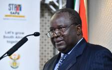 Finance Minister Tito Mboweni. Picture: GCIS