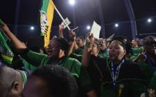 FILE: African National Congress (ANC) supporters. Picture: AFP