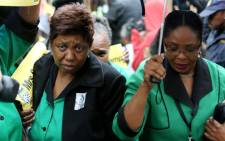 This year's ANCWL gathering is expected to focus on the radical transformation of women's socio-economic rights. Picture: Sebabatso Mosamo/EWN.