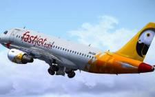 FILE: Picture: @fastjet/Facebook.com.