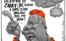 Malema Under a Cloud