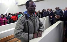 Serial killer Bulelani Mabhayi. Picture: Daily Dispatch